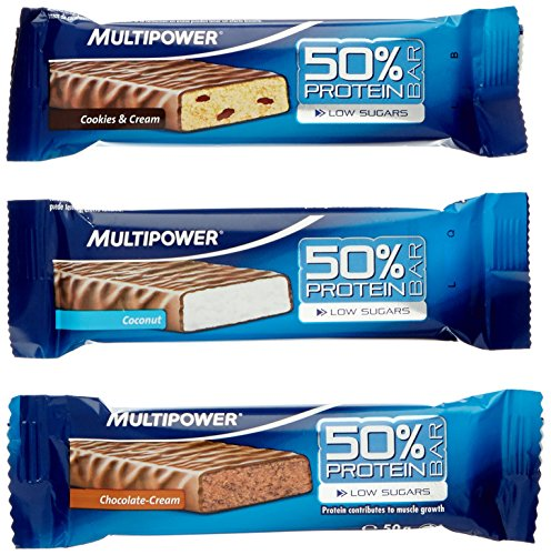 Multipower 50% Protein Bar