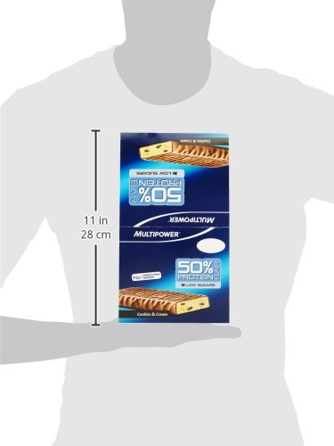 Multipower 50% Protein Bar - 2