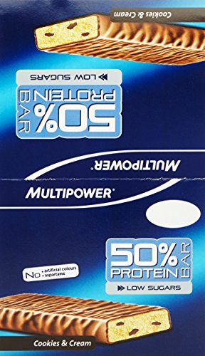 Multipower 50% Protein Bar - 4