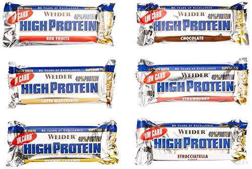 Weider 40% Protein Bar - 3