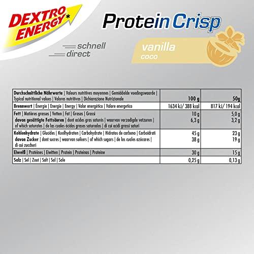 Dextro Energy Protein Crisp - 5